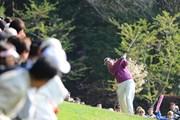 2011年 つるやオープンゴルフトーナメント 最終日 室田淳