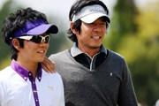 2011年 つるやオープンゴルフトーナメント 最終日 矢野東、浅地洋佑