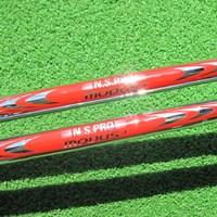 ダイナミックゴールドに対抗できるスチールシャフト「日本シャフト N.S.PRO MODUS 3」を試打レポート 新製品レポート 日本シャフト N.S.PRO MODUS 3 NO.1
