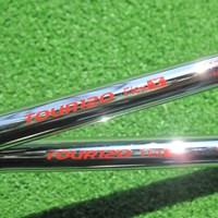 「つるやオープン」で優勝した近藤共弘が使用していた「日本シャフト N.S.PRO MODUS 3」 新製品レポート 日本シャフト N.S.PRO MODUS 3 NO.2