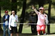 2011年 サイバーエージェントレディスゴルフトーナメント 2日目 金田久美子