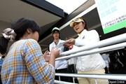 2011年 サイバーエージェントレディスゴルフトーナメント 2日目 藤田幸希