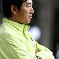 東尾パパと夫のこの方、石田純一さんも応援に 2011年 サイバーエージェントレディスゴルフトーナメント 最終日 東尾理子②