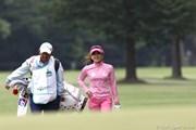 2011年 サイバーエージェントレディスゴルフトーナメント 最終日 有村智恵