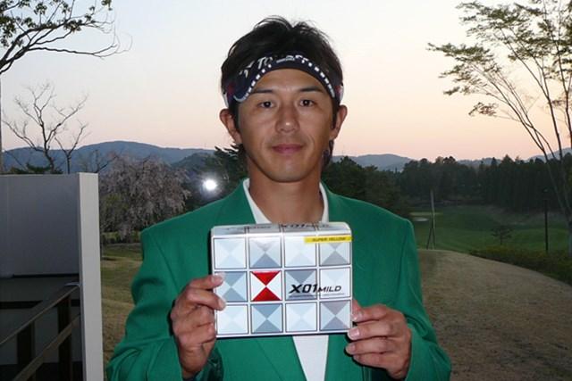 2位に4打差をつける圧勝で、ツアー通算5勝目を挙げた近藤共弘