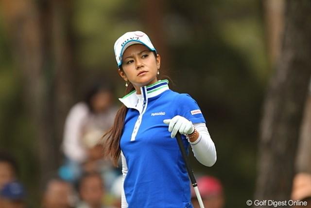 日本ツアー出場2戦連続の予選落ちは避けたいところ。踏みとどまれるか!?