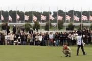 2011年 スペインオープン 3日目 ホセマリア・オラサバル