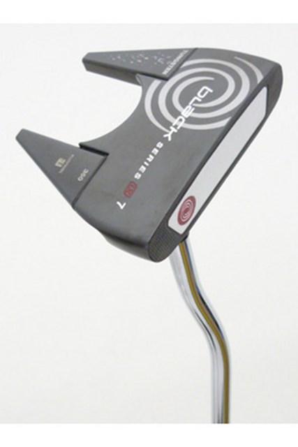 中古ギア情報 ゴルフシーズン真っ盛り!3パットは中古ショップで解決! NO.1 独特の形状で根強いファンがいる、オデッセイ ブラックシリーズix #7