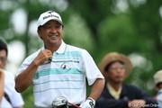 2011年 日本プロゴルフ選手権大会 日清カップヌードル杯 初日 倉本昌弘