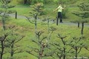 2011年 日本プロゴルフ選手権大会 日清カップヌードル杯 初日 薗田峻輔