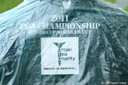 2011年 日本プロゴルフ選手権大会 日清カップヌードル杯 初日 大会ウェア