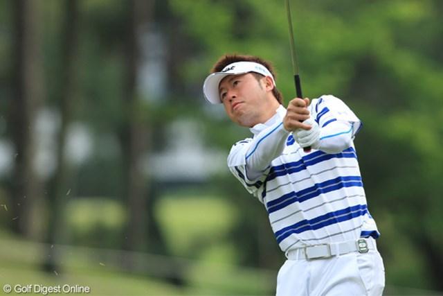 首位タイに浮上した松村道央が初のメジャー優勝を狙う!