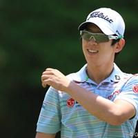 韓国の石川遼ことノ・スンヨル。最初は優勝のにおいがしたが少し難しいだろう。 2011年 日本プロゴルフ選手権大会 日清カップヌードル杯 3日目 ノ・スンヨル