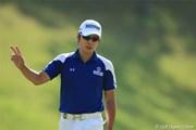 2011年 日本プロゴルフ選手権大会 日清カップヌードル杯 3日目 キム・キョンテ