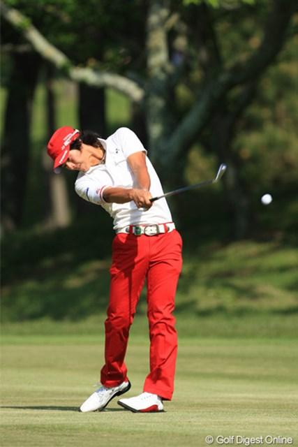 2011年 日本プロゴルフ選手権大会 日清カップヌードル杯 最終日 石川遼 4日間を通じて結局60台はマークできなかったが、石川遼は今週から使用した新アイアンにも好感触