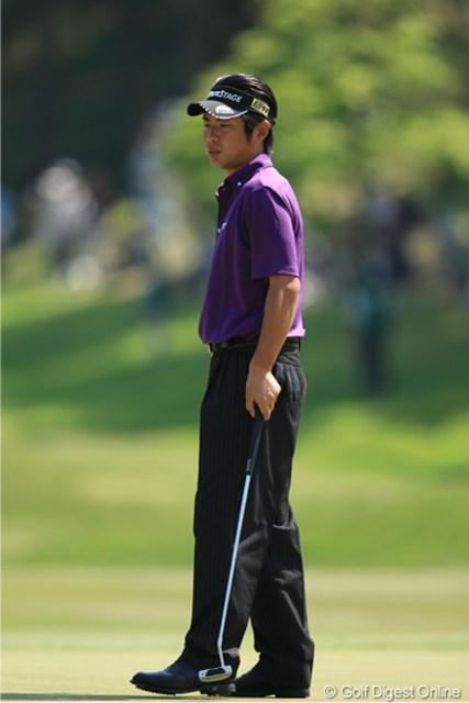 2011年 日本プロゴルフ選手権大会 日清カップヌードル杯 最終日 池田勇太 優勝争いに加われず5位タイで終えた池田勇太「まだまだ課題はある」