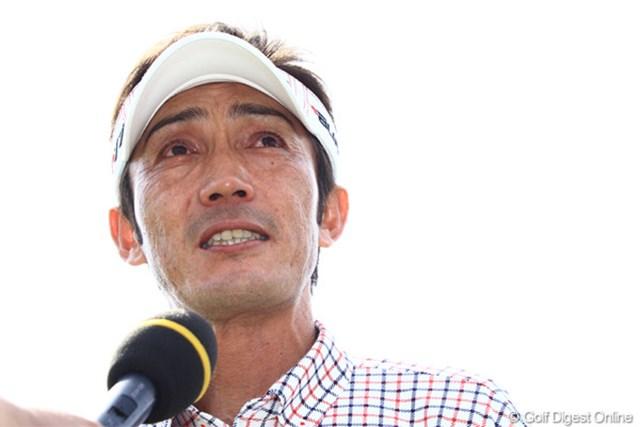 苦難に満ちた長い道のりを経て、ツアー初優勝をメジャーでマークした河井博大
