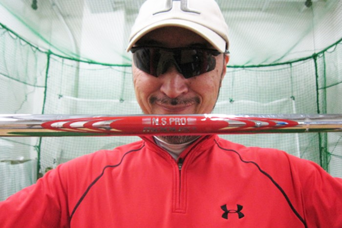 PGAツアープロの要望が凝縮「日本シャフト N.S.PRO MODUS3」を試打検証 マーク試打 日本シャフト N.S.PRO MODUS3 シリーズ NO.1