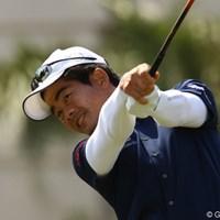 今シーズン日本ツアー初参戦。バックナインで爆発し、一気に首位タイに浮上です 2011年 とおとうみ浜松オープン 2日目 W.リャン