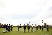 2011年 とおとうみ浜松オープン 最終日 表彰式