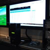 弾道解析に加え、独自で開発したソフトウエアからゴルファーに最適な1本を導き出すシステム 「COOL CLUBS」フィッティングの流れ