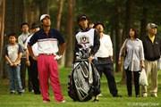 2011年 ダイヤモンドカップゴルフ 初日 池田勇太