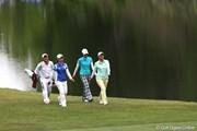 2011年 ヨネックスレディスゴルフトーナメント 初日 若林舞衣子