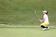 2011年 ヨネックスレディスゴルフトーナメント 初日 諸見里しのぶ