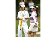 2011年 ヨネックスレディスゴルフトーナメント 初日 青山加織