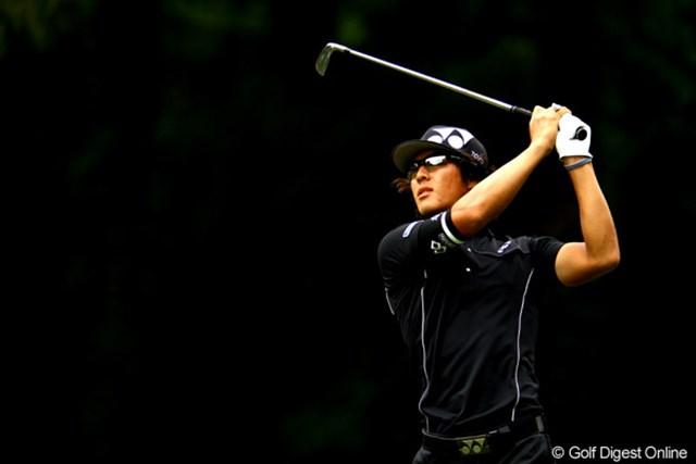 2011年 ダイヤモンドカップゴルフ 2日目 石川遼 パターも入らなかったけど、アイアンの精度も欠いていたような・・・