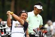 2011年 ダイヤモンドカップゴルフ 2日目 杉澤伸章さん