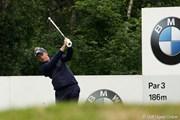 ルーク・ドナルド/BMW PGA選手権2日目