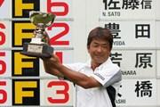 2011年 富士カントリー可児クラブチャレンジカップ 最終日 白潟英純