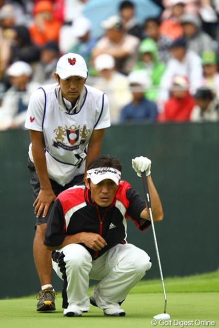 涙の初優勝をマークした後も、河井博大の謙虚な姿勢は変わっていない