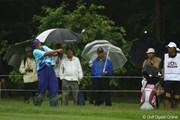 2011年 ダイヤモンドカップゴルフ 3日目 尾崎将司