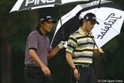 2011年 ダイヤモンドカップゴルフ 3日目 塚田好宣とネベン・ベーシック