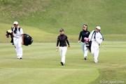 2011年 ヨネックスレディスゴルフトーナメント 2日目 香妻琴乃&不動裕理