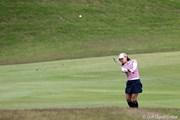 2011年 ヨネックスレディスゴルフトーナメント 2日目 上原彩子