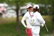 2011年 ヨネックスレディスゴルフトーナメント 2日目 辛ヒョンジュ