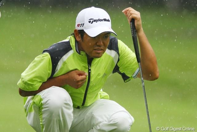 武藤俊憲はこれで今季3度目のトップ10入り。通算4勝目も近い?