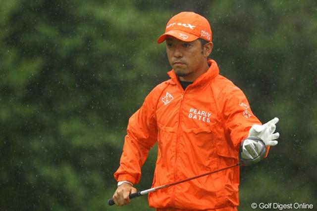 河瀬賢史は今季2度目の予選通過で4位タイ。好位置で迎えた最終日も「正直、緊張は無かった」