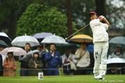 2011年 ダイヤモンドカップゴルフ 最終日 片山晋呉