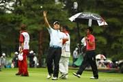 2011年 ダイヤモンドカップゴルフ 最終日 小田孔明