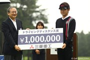 2011年 ダイヤモンドカップゴルフ 最終日 諸藤将次