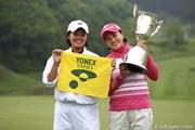 2011年 ヨネックスレディスゴルフトーナメント 最終日 茂木宏美