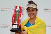 2011年 HSBC LPGAブラジルカップ 最終日 マリア・ウリベ