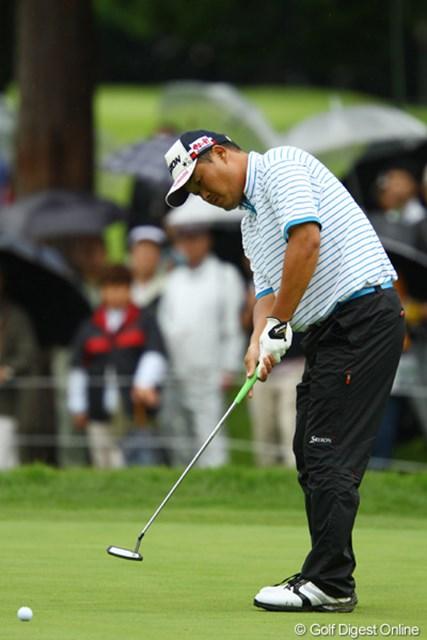 小田孔明/ダイヤモンドカップゴルフ 得意の逃げ切りで今季初優勝を飾った小田孔明。パターイップスも克服した!