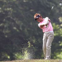 小泉洋人は4バーディ、5ボギーの「72」。終盤の後退が痛い 2011年 日本ゴルフツアー選手権 Citibank Cup Shishido Hills 2日目 小泉洋人