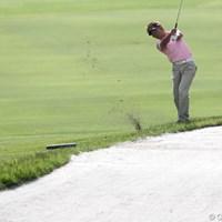 3試合ぶりの予選通過で5位タイ。 2011年 日本ゴルフツアー選手権 Citibank Cup Shishido Hills 2日目 小泉洋人