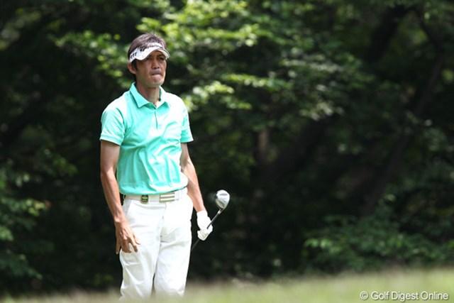 男子ツアー今季6試合を終えて、河井博大は賞金ランクトップに立っている